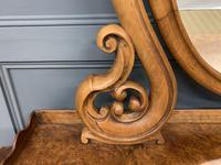 Victorian Period Burr Walnut Duchess Dressing Table (9 of 18)