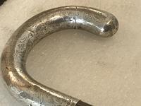 Gentleman's Walking Stick Sword Stick with Silver Handle (15 of 20)