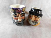 Two Shorter & Sons Hand Painted Toby Jugs (2 of 7)