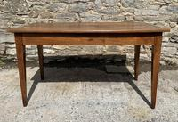 Small Antique French Elm Farmhouse Table (12 of 22)