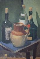 Samuel Dodwell Still Life Oil on Canvas (2 of 10)