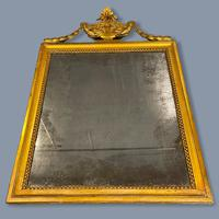 Early 19th Century French Gilt Mirror (2 of 9)