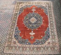 Fine Antique Tabriz Carpet (6 of 8)