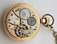 1920s Limit Pocket Watch & Chain (5 of 5)