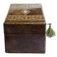 Beautiful Tunbridge Ware Box (6 of 8)