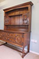 Antique Oak Dresser (2 of 12)