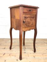 Antique French Bedside Table (9 of 11)