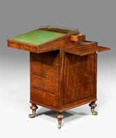 Regency Period Mahogany Davenport Desk (2 of 5)