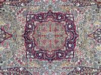 Antique Kerman Lavar Rug (7 of 11)