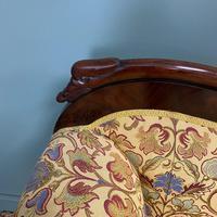 Spectacular Regency Mahogany Antique Sofa / Settee (4 of 9)