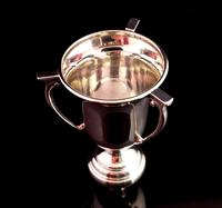 Vintage Sterling Silver Trophy Cup, 1930s (4 of 12)