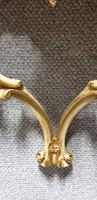 Good Pair of French Parcel Gilt Console Tables (12 of 12)