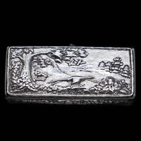 Georgian Solid Silver Snuff Box with Pheasant Scene - Thomas Shaw 1834 (4 of 28)
