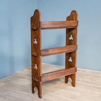 Liberty & Co Sedley Bookcase (6 of 8)