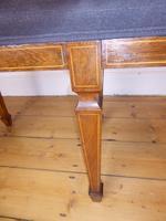 Scottish Rosewood Upholstered Stool (2 of 8)