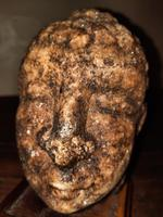5th-12th Century Extremely Rare Early Gandharan Carved Quartz Crystal Buddhist Head (9 of 14)
