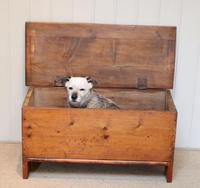 Small Proportioned Pine Coffer (3 of 10)