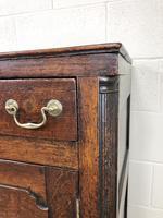 George III Oak Dresser Base (21 of 23)