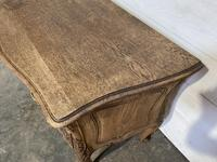 Stylish French Bleached Oak Commode Chest (19 of 20)