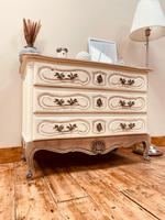 French Antique Style Drawers / Parquet Chest of Drawers / Louis XV Style Drawers (3 of 10)