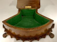 Antique Mahogany Jewellery Box c.1920 (2 of 8)