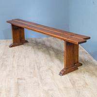Pair of Cherrywood Benches (11 of 13)
