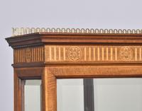 Sheraton Style Display Cabinet (2 of 12)