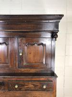 18th Century Welsh Oak Deuddarn Cupboard (9 of 12)