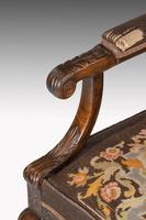 Well Carved Mahogany Framed Gainsborough Type Chair (4 of 6)