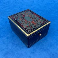 Victorian French Boulle  Watch Box (8 of 14)