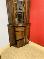 Glazed Corner Cabinet (4 of 7)