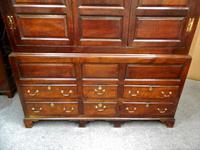 Oak Housekeepers Cupboard / Press Cupboard (2 of 8)