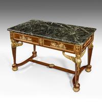 A French 19th Century Mahogany Centre Table (7 of 8)