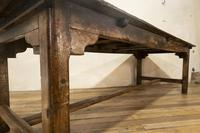 Exceptional 18th Century & Later French Provincial Farmhouse Table (11 of 13)