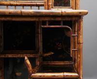 Impressive 19th Century Bamboo Cabinet (17 of 18)