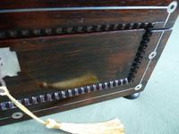 Inlaid Rosewood Jewellery Box c.1835 (7 of 10)