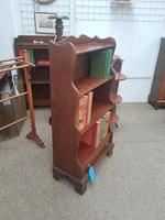 Antique Style Waterfall Bookcase (2 of 4)