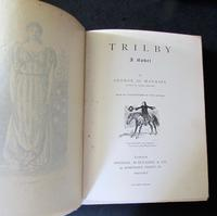 1895 George Du Maurier  Novels  Trilby, The Martian, Peter  Ibbetson (3 of 5)