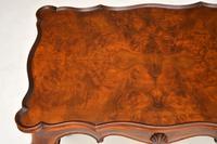Antique Walnut Pie Crust Side  Table (6 of 9)