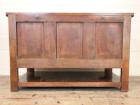Antique Oak Cupboard with Carved Detail (11 of 11)