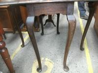 Gate Leg Mahogany Dining Table (3 of 3)