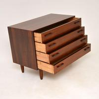 1960's Danish Rosewood Chest of Drawers by Kai Kristiansen (6 of 12)
