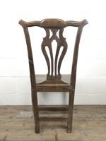 19th Century Oak Country Chair (5 of 9)