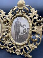 Pair of Large Victorian Gilt Picture Frames (5 of 8)