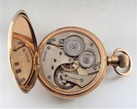 Antique 1920s Swiss Pocket Watch (5 of 5)