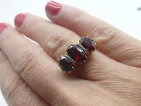Garnet & Gold Ring (3 of 6)