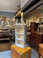 Italianate Painted Bookcase Shelf (7 of 7)