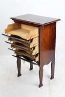 Edwardian Arts & Crafts Music Cabinet (5 of 13)