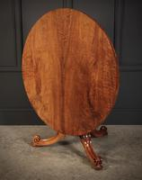 Walnut Breakfast Table By Holland & Sons (2 of 14)