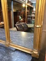 C19th Gilt Overmantel Mirror (10 of 14)